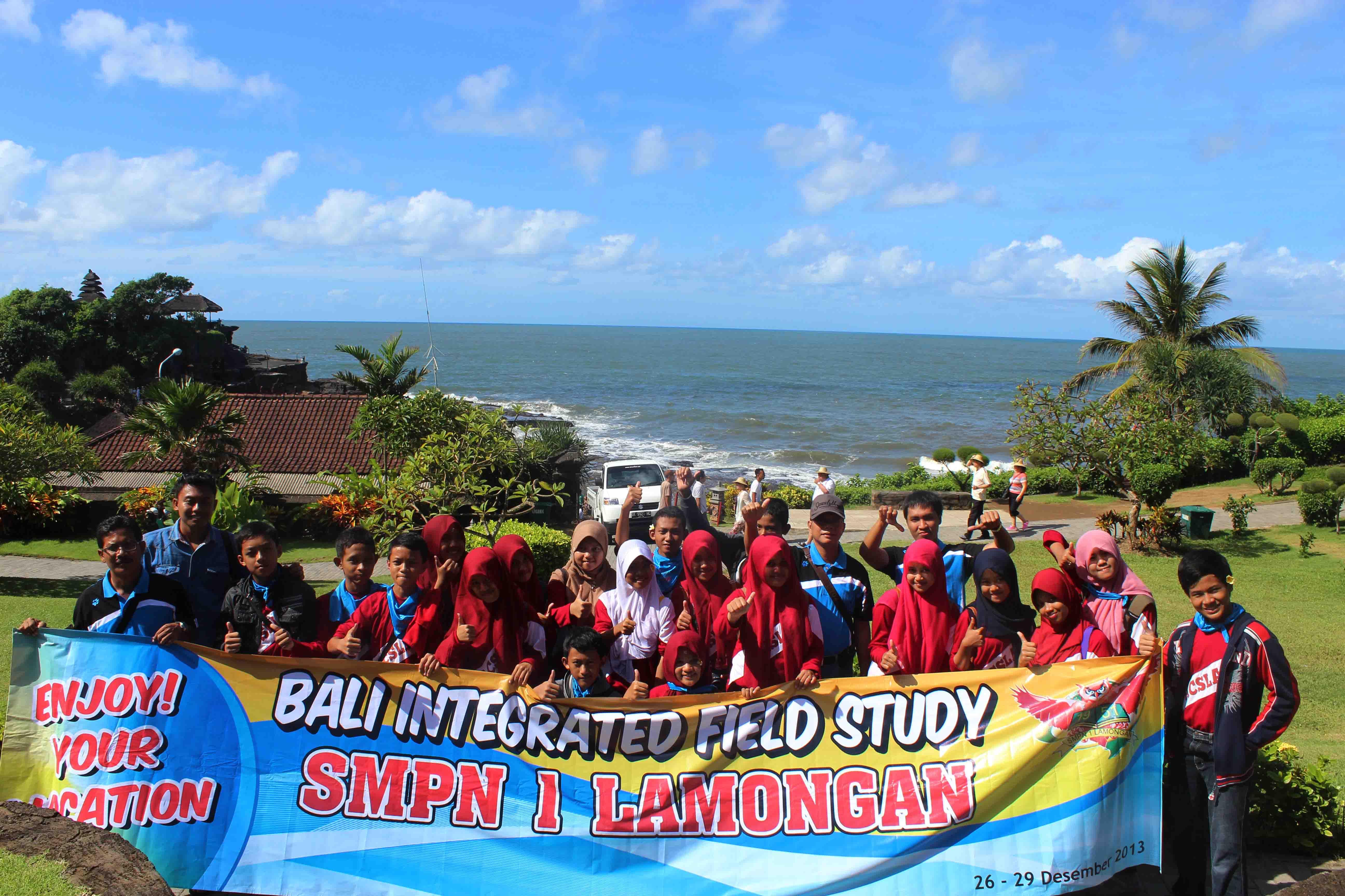Smpn 1 Lamongan Bali Intergrated Field Study